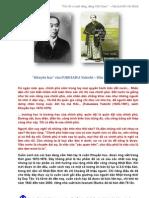 """Khuyến học"" của FUKUZAWA Yukichi – Dẫn lối văn minh"