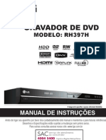 Manual Gravador de Dvd Lg Rh397h Rev 01