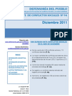 Reporte N°94 - Diciembre_2011