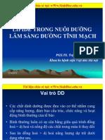 Lipid Trong Nuoi Duong Lam Sang Duong Tinh Mach