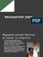 REGGAETON 2008