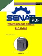 Temporizador Ton en Plc s7-200