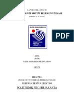 PAM (Pulse Amplitude Modulation)