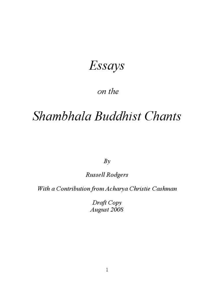 essays on shambhala buddhist chants shambhala buddhism essays on shambhala buddhist chants shambhala buddhism padmasambhava