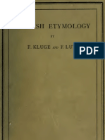 cbdc6b45f7 English Etymology