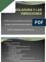 La Voladura y Las Vibraciones - Ing. Explosivos