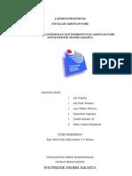 Rincian Biaya Pekerjaan Dan Pembangunan Jaringan Pabx Di Politeknik Negeri Jakarta