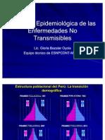Situación Epidemiológica NT