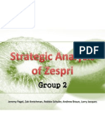 zespri  final alternative