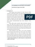 Paper ASP Npm