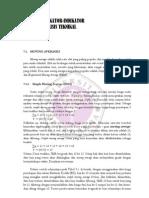 Bab 7. Indikator-Indikator Teknikal