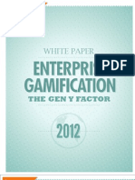 Enterprise Gamification - The Gen Y Factor, Bunch Ball, .02