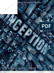 Inception - The Role Playing Game