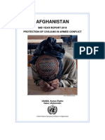 UNAMA Mid Year Report 2010 - Protection of Civilians in Armed Conflict