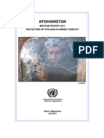 UNAMA Mid Year Report 2011 - Protection of Civilians in Armed Conflict