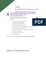Osmosis Inversa 123