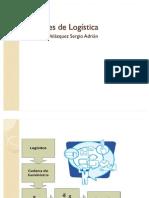 Apuntes de Logística