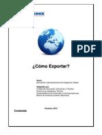 Manual Cómo Exportar