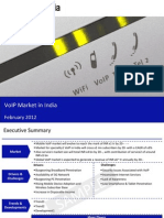 Market Research Report :VoIP Market in India 2012