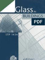 Glass in Buildings