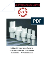 MIL - Imbinari Electroizolante Monobloc