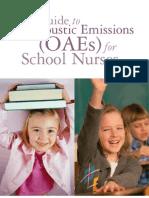 OAE Guide for School Nurses[1]
