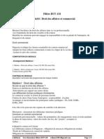 Droit Des Affaires Et Commercial