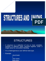 P11 Structures and Unions Su