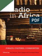 Radio in Africa