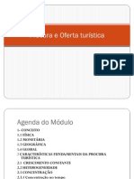 Módulo 3- PROCURA TURÍSTICA