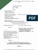 Brady Brief against Baker v. Kealoha et. al.