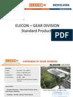 Elecon Standard Gear Presentation