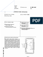 SMeyer-EP0098897A2-Electrical Generator Utilizing Magnetized Particles