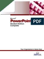 Power Point Tutorial 2003