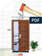 Steel Door Brochure