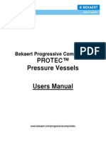 Users Manual Pressure Vessels
