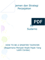 How to Be a Smarter Taxpayer
