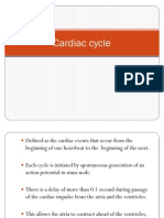 Cardiac Cycle 2003