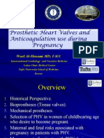 Prosthetic Heart Valve Anti Coagulation Use During Pregnancy Wael Al Husami Md