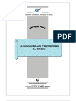 CGM Gouvernance d'Ese Maroc