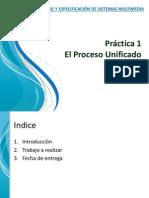 Practica 1 - El Proceso Unificado