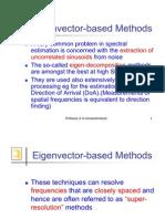 5-Eigen-based methods - pisarenko harmonic decomposition