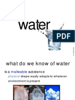 Water Masaru Emoto