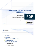 VoIP Soft Switch 1