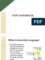 8086 Assembler