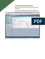 IP Assignment Using an External Server on ACS 5