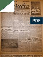 Ziarul Basarabia #193, Sambata 21 Februarie 1942