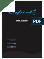 Catálogo Resfri Ar 2011