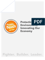 Protecting Our Environment, Innovating Our Economy