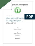 EPC y EPCM